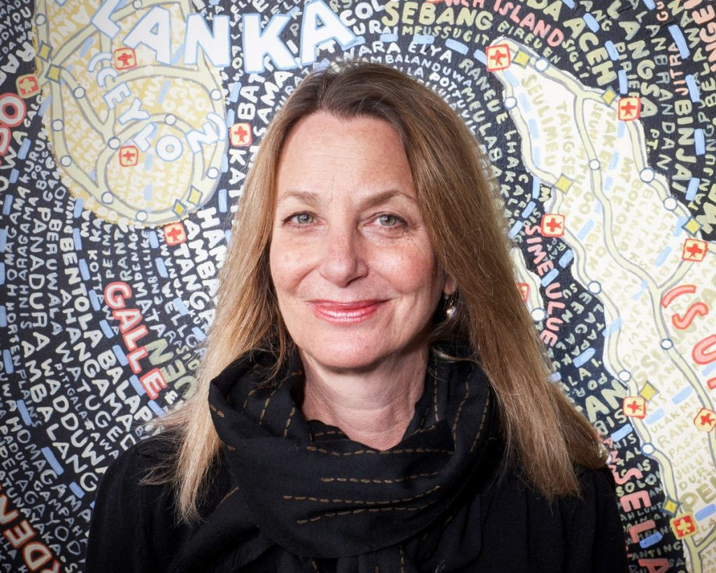 Paula Scher coming to Sheffield