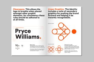 Corporate Identity Manual for Pryce Williams Limited