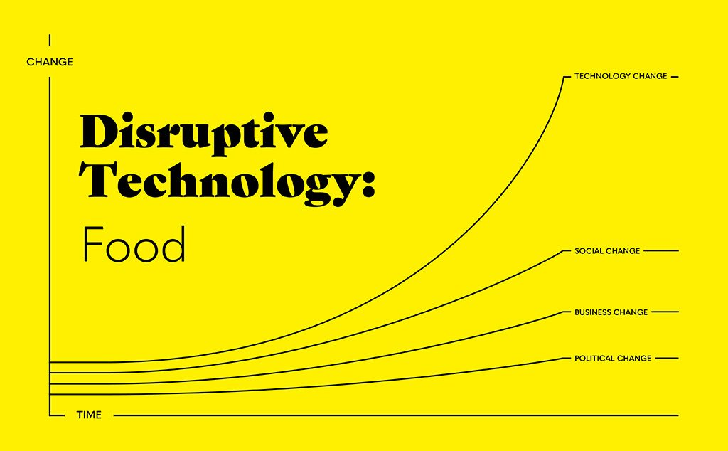 Disruptive technology in the food industry
